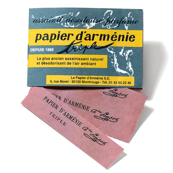 papier-armenie